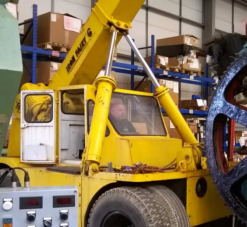Trojan Mek Pyle South Wales West Wales South West Bristol Oxford Midlands Birmingham UK Machinery Moving Plant Relocation Factory Relocation Hiab Transport